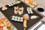 Sushi sety s maki, nigiri a tokijskou rolkou