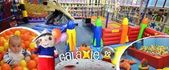 Den v zábavním parku Galaxie pro malé i velké