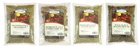 Bylinky od Pohody: balíčky 4 druhů koření