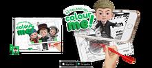 4D omalovánky s aplikací, která vaši kresbu oživí