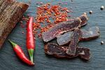 Sušené hovězí maso podle africké receptury