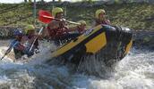 Půl dne na vodě pro dva u Českých Budějovic