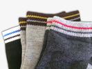 12 párů sportovních ponožek z bambusového vlákna
