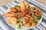 Mořské chuťovky dle výběru na kraji lesoparku