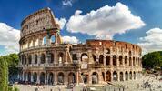 Řím s koupáním u moře a ubytováním na 2 noci