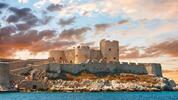 Provence, Marseille, ostrov If i Cannes a Monaco