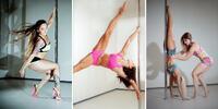 Kurz pole dance pro začátečníky - 12 lekcí