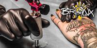 Nové tetování v profi studiu Bronx ink