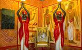 Privátní relaxace v egyptských lázních pro dva