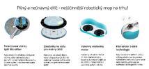 Robotický mop Everybot RS500 na vytírání podlah