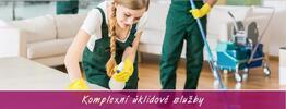 Poukaz na úklidové služby v Praze a Středočeském kraji