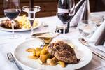 Vyladěná 3chodová večeře a víno pro 2 romantiky