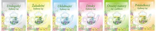 Dvě dárkové kolekce s dohromady 120 porcovanými čaji