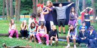 14denní letní tábor nedaleko Brněnské přehrady