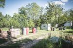4 hodiny akce na venkovním paintballovém hřišti