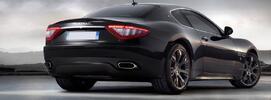 Půjčení luxusního Maserati na den nebo víkend