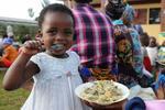Koza či příspěvek na spoření pro děti ve Rwandě
