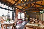 Nedělní obědové menu v restauraci nedaleko Hradu