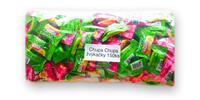 Žvýkačky Chupa Chups: mix jahoda a jablko