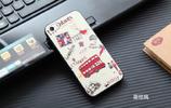 Designové obaly s 3D obrazem na iPhone 5/5s a 6/6s