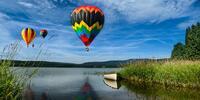 Nezapomenutelný zážitek s letkou balónů
