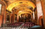 W. A. Mozart v Zrcadlové kapli Klementina