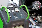 Servis klimatizace pro osobní i dodávkové vozy