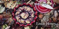 Francouzské keramické koláčové formy značky Emile Henry®