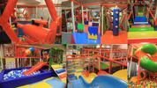 Celodenní vstup do dětského centra Šmoulíkov