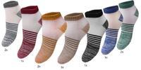 12 párů pánských nebo dámských bavlněných ponožek