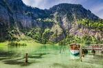 Orlí hnízdo, jezero Königssee a solný důl