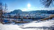 Salzburg a největší průvod čertů ve Schladmingu