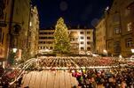 Adventní Innsbruck a návštěva galerie Swarowski