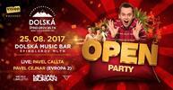 Vstup na open párty Clubu Dolská ve Špindlerově Mlýně