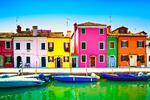 Výlet do italských Benátek a ostrov krajek Burano