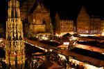 Adventní zájezd do Norimberku s průvodcem