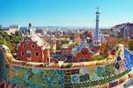 Adventní Barcelona: letecký zájezd s ubytováním