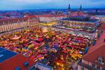 Advent ve středověké Míšni a v Drážďanech