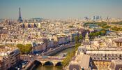 Paříž s návštěvou Versailles a La Defence