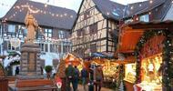 Adventní putování Alsaskem a trhy ve Štrasburku