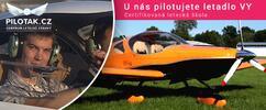 Pilotem na zkoušku: řízení sportovního letounu