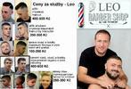 Speciální úprava vlasů a vousů od profesionála