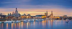 Adventní výlet do Drážďan autobusem a lodí