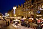 Adventní Wroclav ze Zlína, Holešova či Ostravy