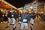 Tradiční slavnost horníků ve Freibergu + Drážďany