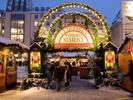 Lipsko: advent v historických kulisách města