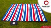 Stylová pikniková deka pro celou partu