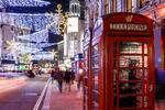 Předvánoční Londýn: autobus, trajekt a 1 noc