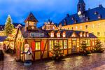 Krušnohorské adventy v Annabergu a Schwarzenbergu