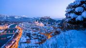 Advent v Berchtesgadenu a Salcburku